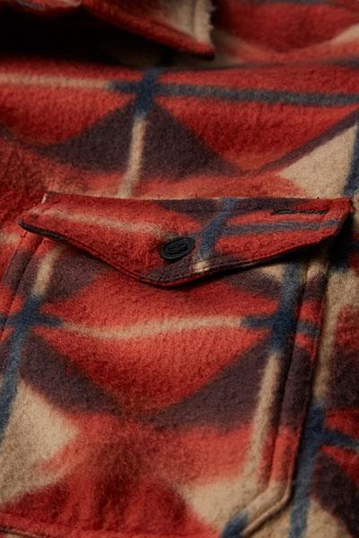 Рубашка Billabong Furnace Flannel Terra
