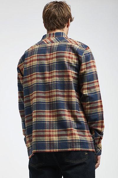 Рубашка в клетку Billabong Coastline
