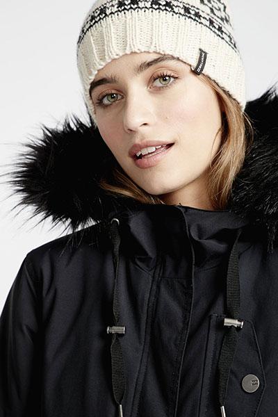 Куртка парка женская Billabong Flake