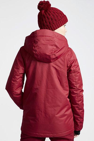 Куртка утепленная женская Billabong Sula Cardinal