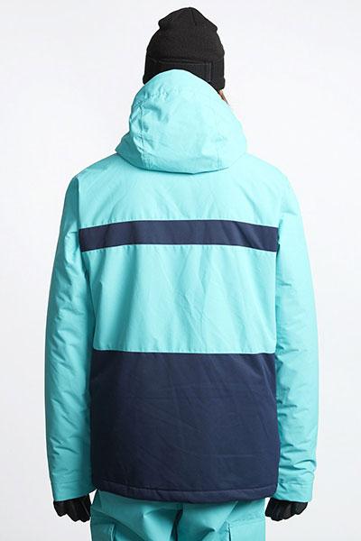 Куртка утепленная Billabong All Day Aqua