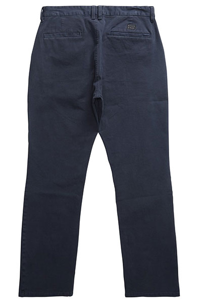 Штаны прямые Billabong New Order Chino 16