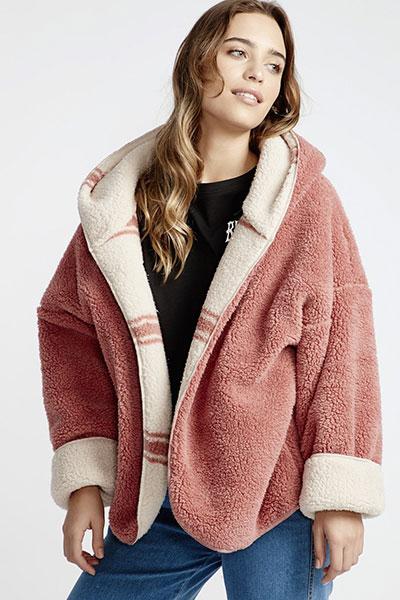 Куртка женская Billabong Reversible Gums Stone Rose