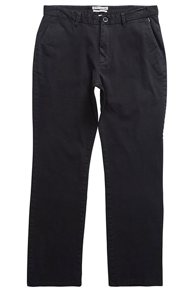 Штаны прямые Billabong New Order Chino