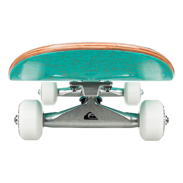 Скейтборд в сборе QUIKSILVER Spirit Light Blue 7.75 (17.8 см)