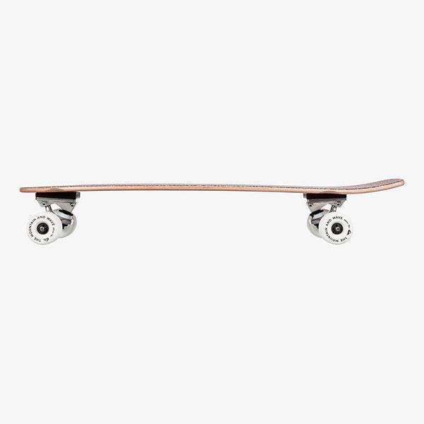 Скейт мини круизер  Woody Brown