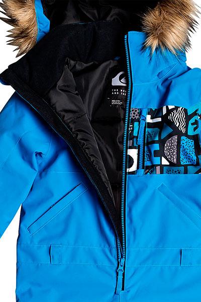 Детский QUIKSILVER сноубордический комбинезон Rookie