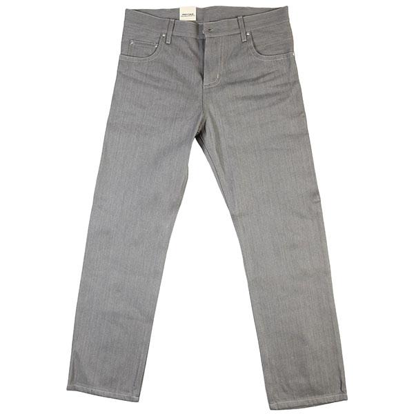 Штаны узкие Carhartt WIP Nevada Grey Rigid
