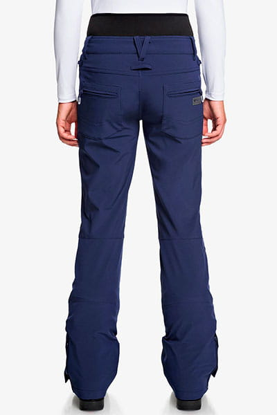 Сноубордические штаны ROXY с высокой талией Rising High