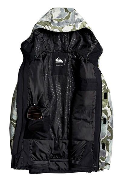 Сноубордическая куртка QUIKSILVER Mission