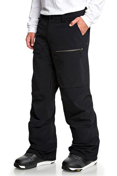 Сноубордические штаны QUIKSILVER Travis Rice Stretch