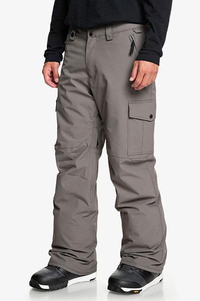 Сноубордические штаны QUIKSILVER Porter