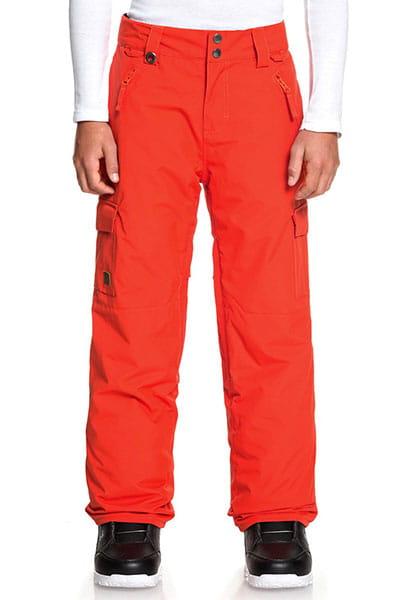 Детские сноубордические штаны QUIKSILVER Porter