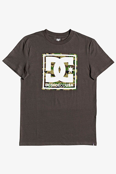 Футболка DC SHOES Pattern Box