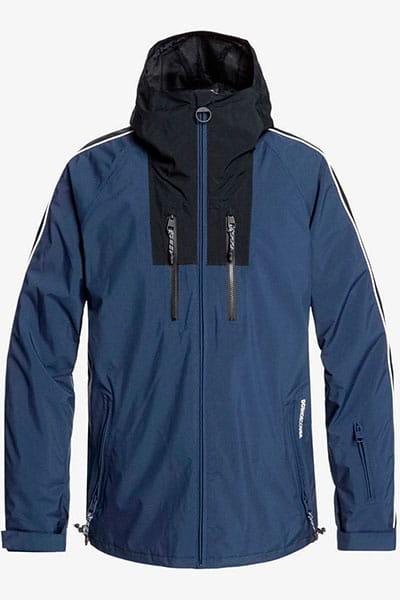 Куртка сноубордическая утепленная DC Shoes Palomar Dress Blues