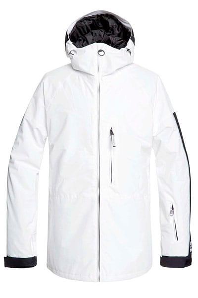 Куртка сноубордическая утепленная DC Shoes Retrospect White