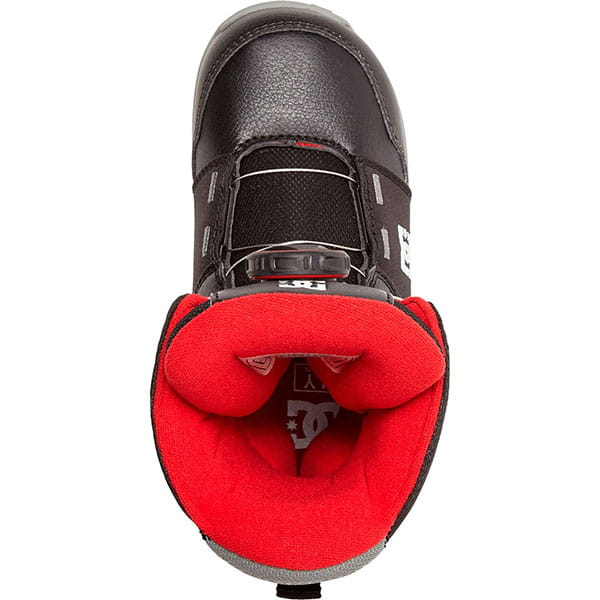 Детские сноубордические ботинки DC SHOES  BOA® Youth Scout