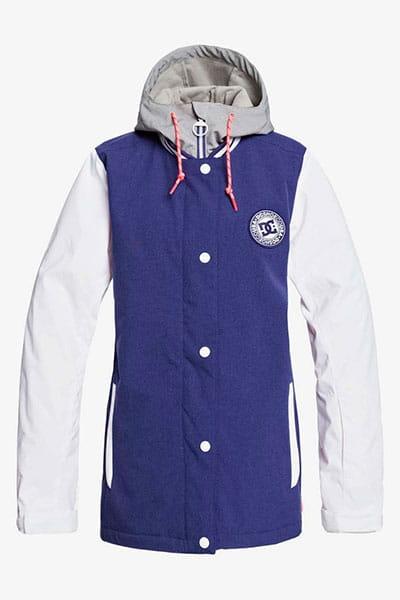 Женская DC SHOES сноубордическая куртка DCLA