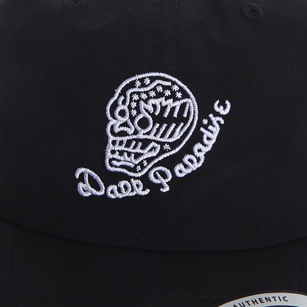 Бейсболка классическая Rip Curl Dark Island Cap Black