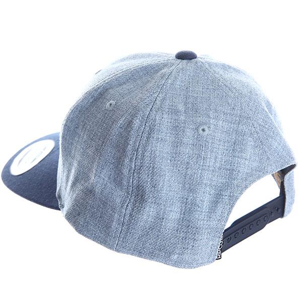 Бейсболка классическая Rip Curl Tepan Curved Cap Navy Marle
