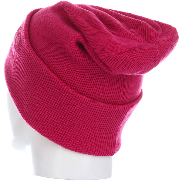 Шапка носок Rip Curl Slouch Beanie Lilac Rose
