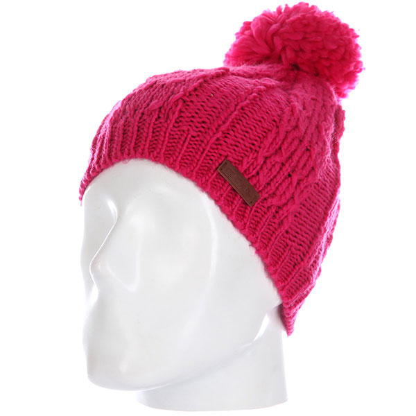 Шапка Rip Curl Plaity Beanie Lilac Rose
