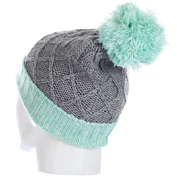 Шапка Rip Curl Wool Pompom Girl Beanie Paloma