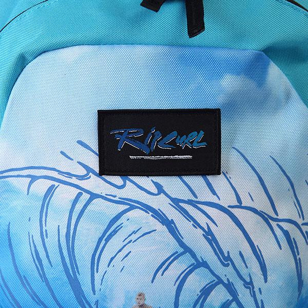 Рюкзак городской Rip Curl Proschool Glow Wave Blue