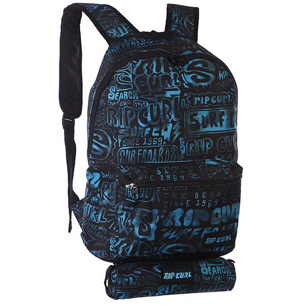 Рюкзак городской Rip Curl Dome Pro Cover Up + Pc Blue