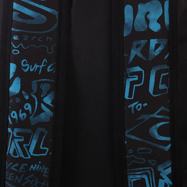 Рюкзак городской Rip Curl Dbl Dome Pro Cover Up + pc Blue