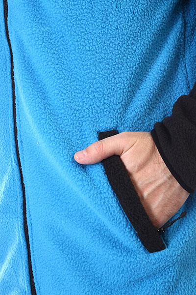 Толстовка Rip Curl   М CLASSIC FLEECE 4958 SWEDISH BLUE