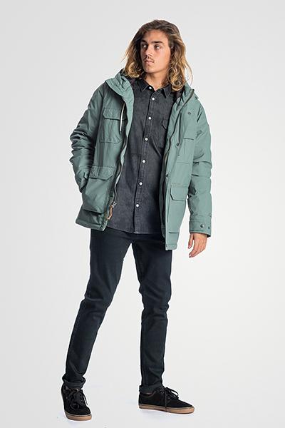 Куртка SABOTAGE ANTI-SERIES JACKET