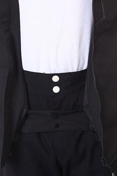Куртка Rip Curl  сноубордическая М SEARCH JKT 4284 JET BLACK