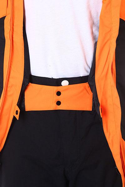 Куртка Rip Curl  сноубордическая М POW JKT 4889 PERSIMMON ORANG