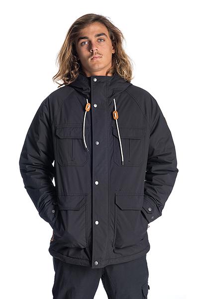 Куртка Rip Curl  М SABOTAGE ANTI-SERIES JACKET 90 BLACK