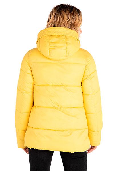 Куртка зимняя женская Rip Curl Anti Series Insulated Coast Misted Yellow