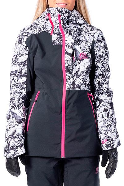 Куртка утепленная Rip Curl W Gum Jet Black