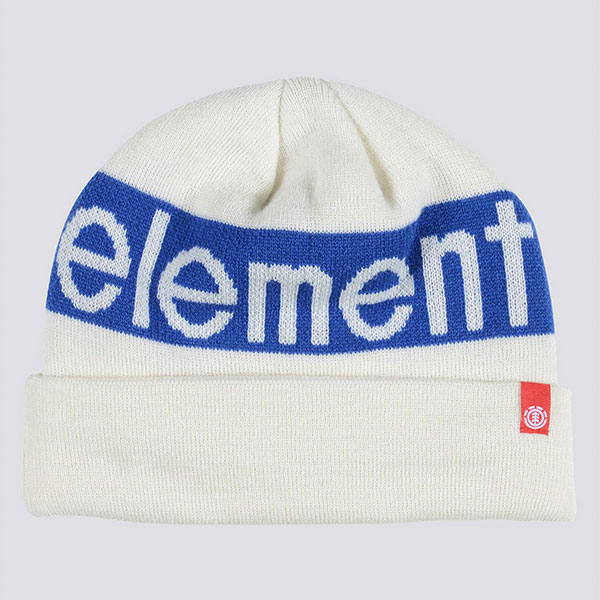Шапка Element Primo Beanie Off White