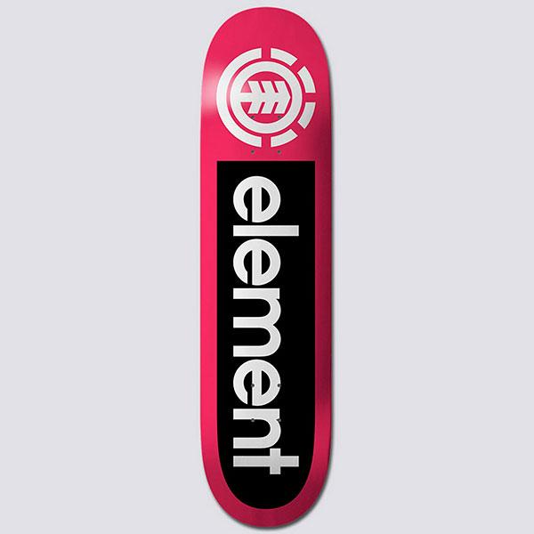 "Дека для скейтборда Element Primo Red 7.875"" Assorted 7.875 (20 см)"