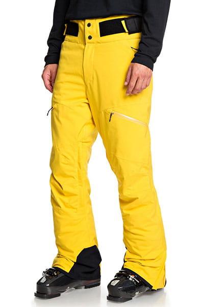 Сноубордические штаны QUIKSILVER Orbitor