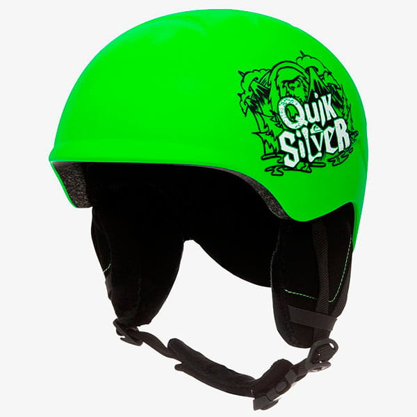 Детский QUIKSILVER сноубордический шлем Slush