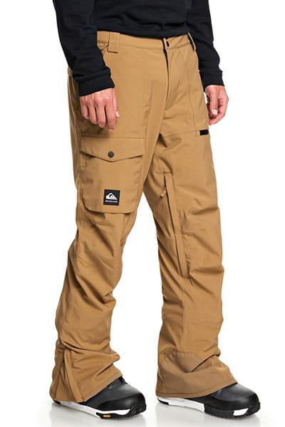 Сноубордические штаны QUIKSILVER Utility