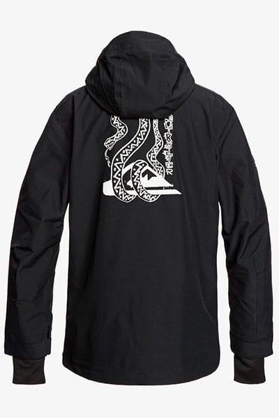 Сноубордическая куртка QUIKSILVER In The Hood