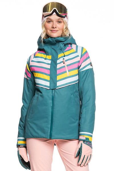 Сноубордическая куртка ROXY Frozen Flow