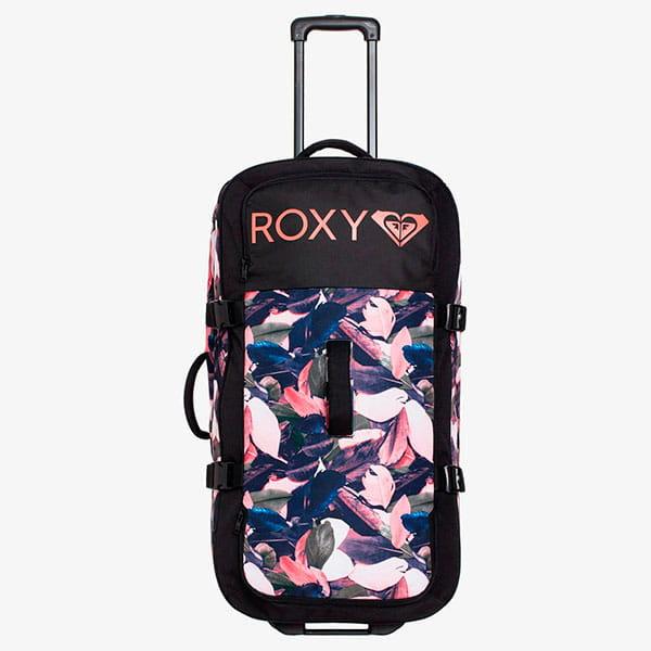 Большой  чемодан ROXY  на колесах Long Haul 125L