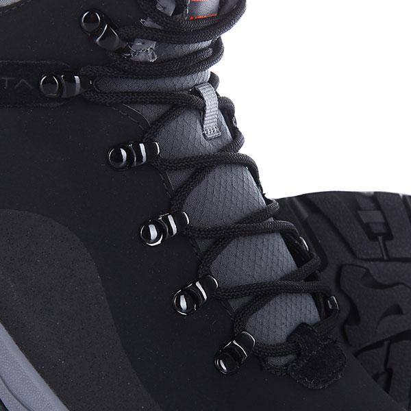 Ботинки зимние ANTA Обувь Для Активного Отдыха Черный/Белый 43-8829-10