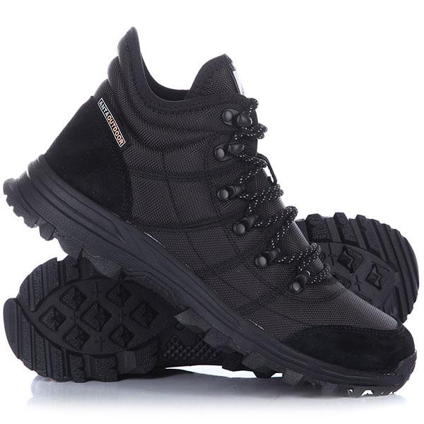 Ботинки зимние женские ANTA Обувь Для Активного Отдыха Черный-8829-11