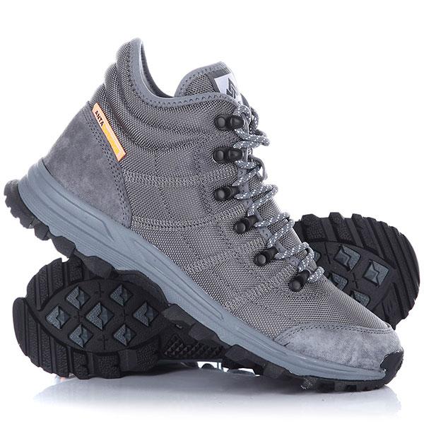 Ботинки зимние ANTA Обувь Для Активного Отдыха Серый/Белый-8829-12