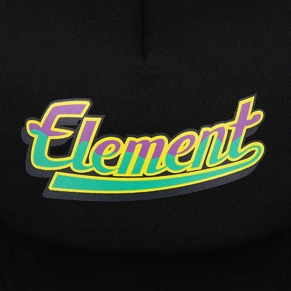 Бейсболка с сеткой детская Element Rift Trucker Boy Cap Flint Black