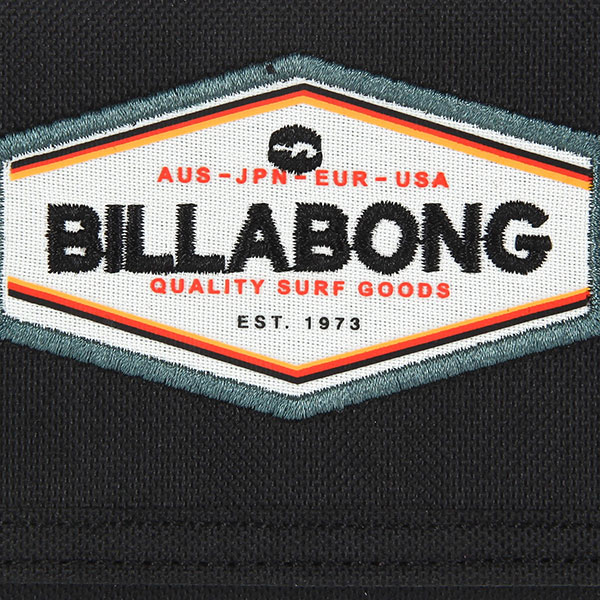 Кошелек Billabong Walled Tri Fold Black